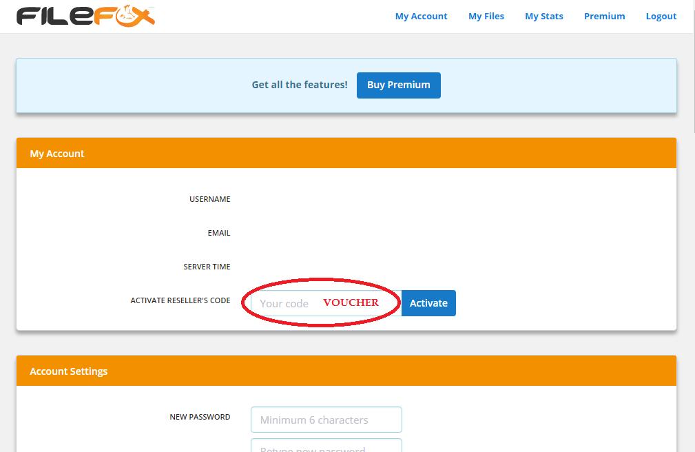 Fast-Premium com - Filefox
