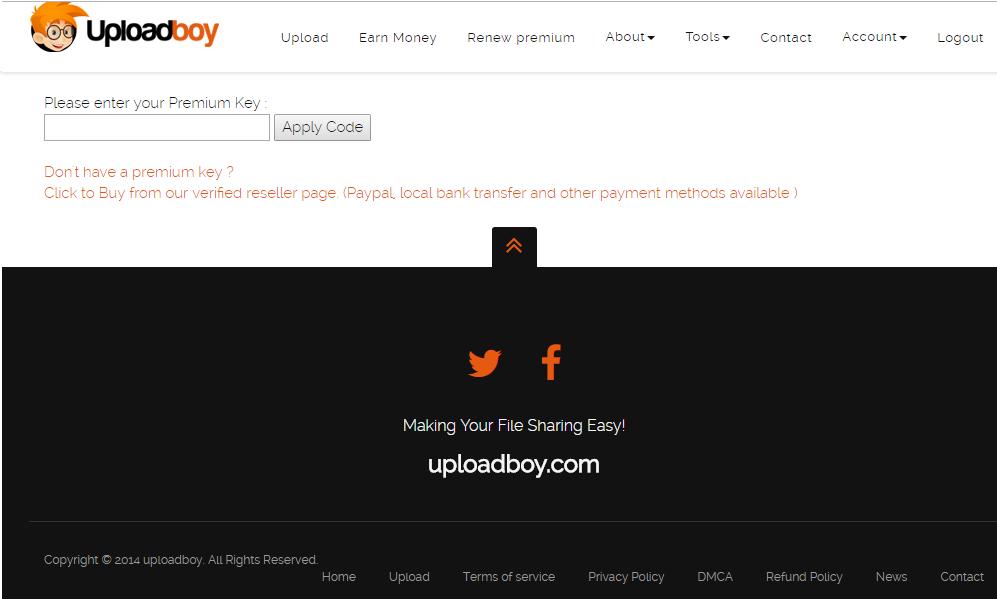 Fast-Premium com - Uploadboy